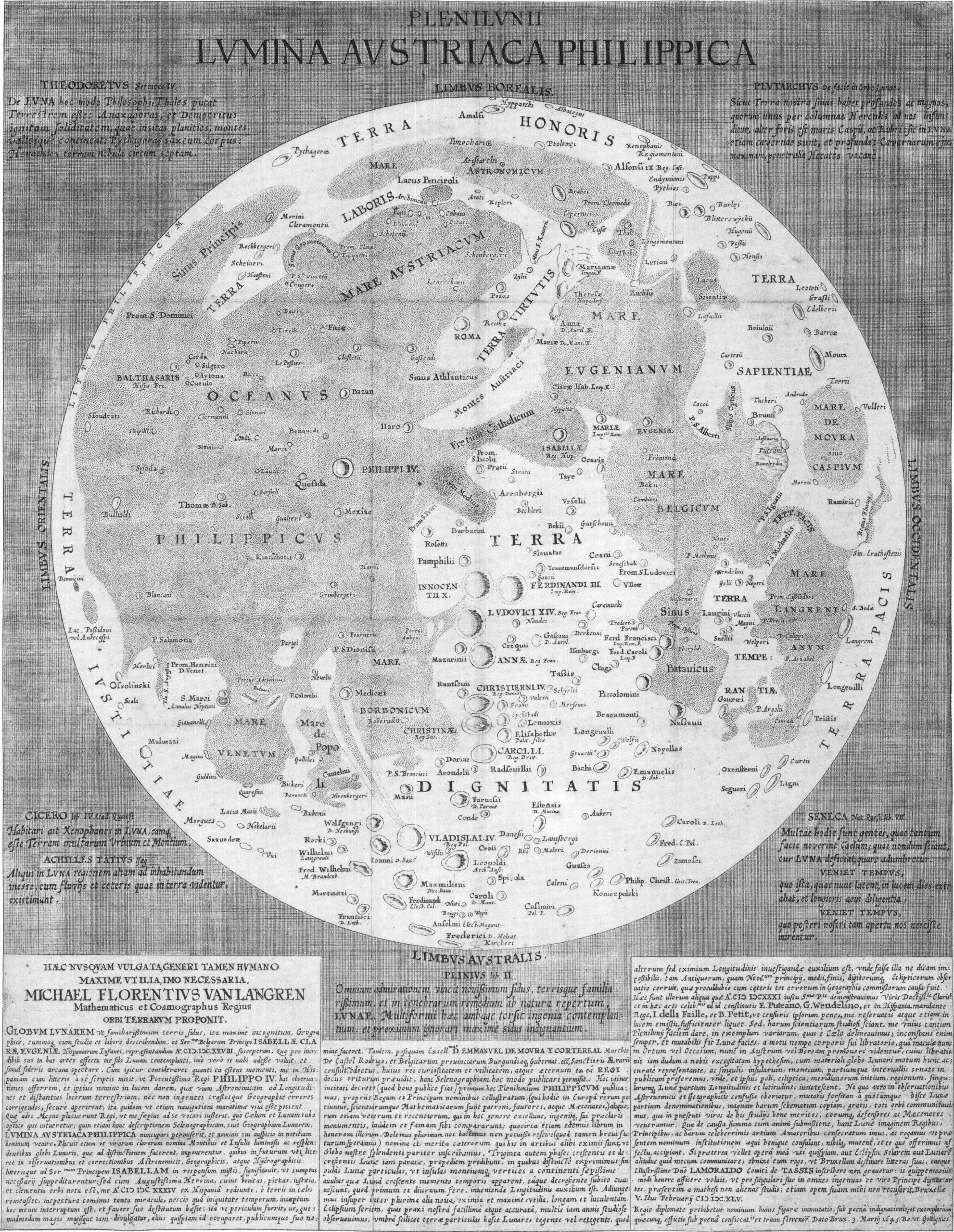 اطلاعاتی از کره ماه