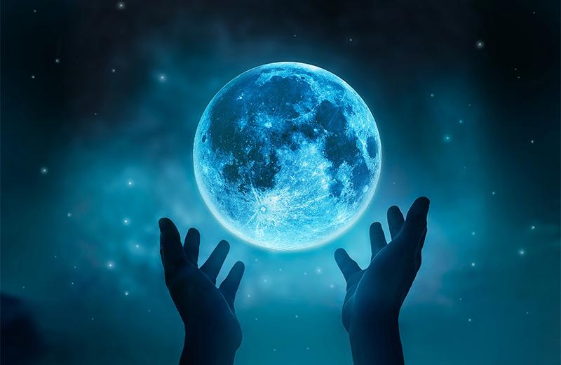 دانستنی های کره ماه