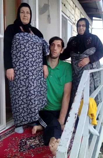 عکس خانوادگی مرتضی مهرزاد + بیوگرافی کامل