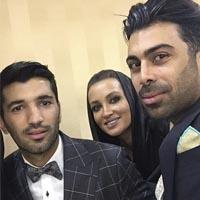 عروسی محسن مسلمان بازیکن فوتبال