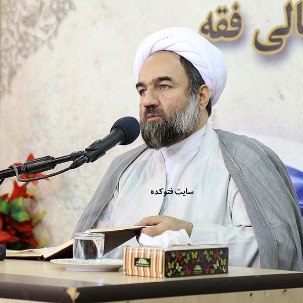 حجت الاسلام مصطفی محامی امام جمعه جدید زاهدان