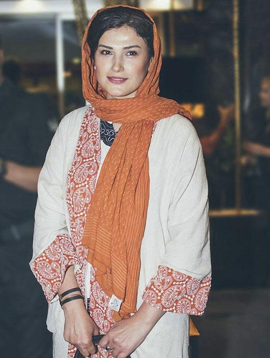 عکس های لادن مستوفی بازیگر + زندگی شخصی
