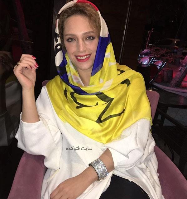 عکس و بیوگرافی نگین معتضدی Negin Motazedi بازیگر زن