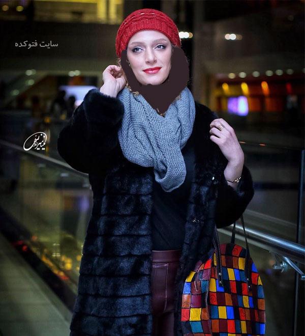 عکس نگین معتضدی Negin Motazedi با داستان زندگینامه شخصی