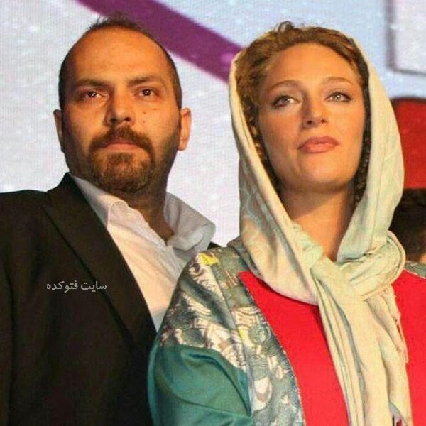 عکس جواد خیرخواه همسر اول نگین معتضدی با علت طلاق