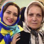 عکس بازیگران و مادرانشان در روز مادر + اسامی