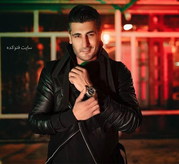 بیوگرافی شهاب مظفری خواننده