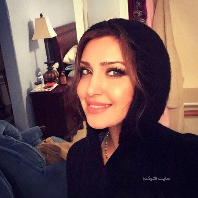 مژده جمال زاده خواننده و بازیگر افغانی