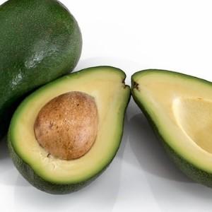 رشد مژه با مواد غذایی - آووکادو