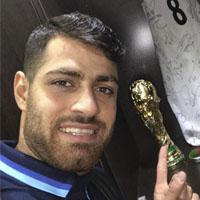 بیوگرافی مرتضی پورعلی گنجی بازیکن فوتبال + زندگی شخصی