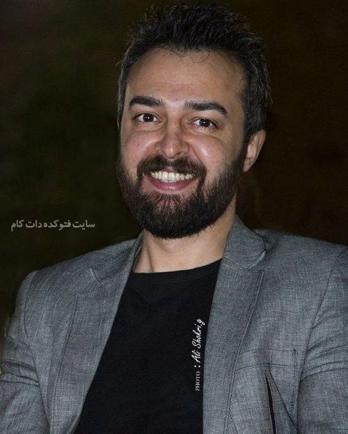 عکس خنده های محمودرضا قدیریان