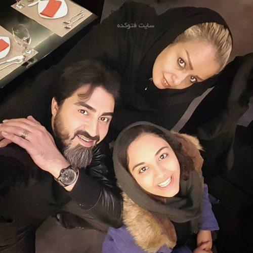 عکس خانوادگی محمدرضا علیمردانی