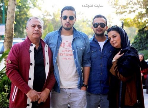 عکس خانوادگی مهرداد صدیقیان + بیوگرافی کامل