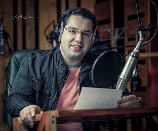 بیوگرافی محمدرضا احمدی با عکس های شخصی