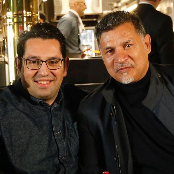 mohamadreza ahmadi و علی دایی