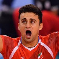 بیوگرافی محمدرضا حضرت پور والیبالیست + زندگی شخصی