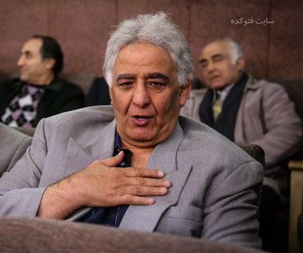 mreza taleghani photokade com 2 - بیوگرافی محمدرضا طالقانی کشتی گیر و همسرش + زندگی
