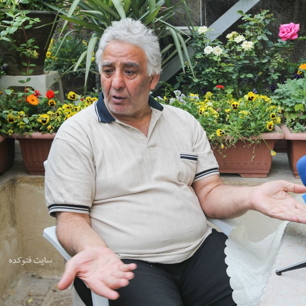 mreza taleghani photokade com 3 - بیوگرافی محمدرضا طالقانی کشتی گیر و همسرش + زندگی