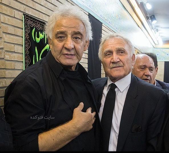 mreza taleghani photokade com 4 - بیوگرافی محمدرضا طالقانی کشتی گیر و همسرش + زندگی