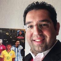 محمدرضا احمدی عکس و بیوگرافی
