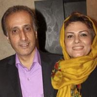 محمدرضا حیاتی و همسرش + بیوگرافی و زندگی شخصی