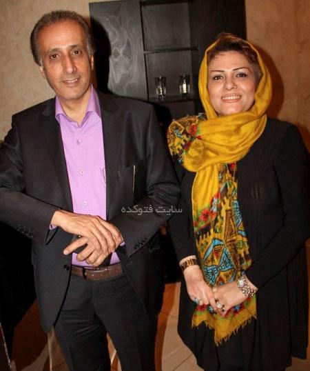 همسر محمدرضا حیاتی با بیوگرافی کامل