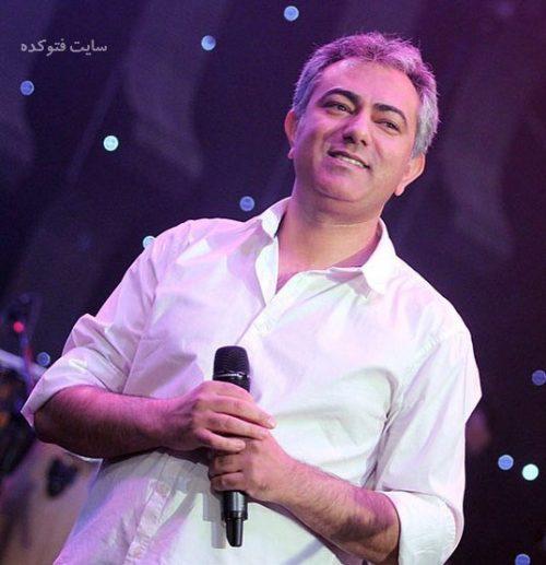 عکس محمدرضا هدایتی از خوانندگی تا بازیگری + شغل دوم