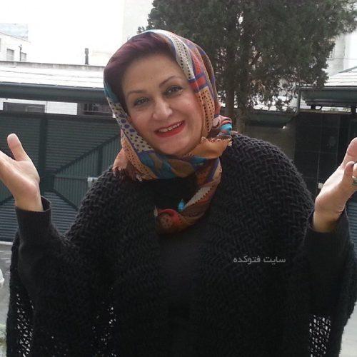 عکس و بیوگرافی مریم امیرجلالی