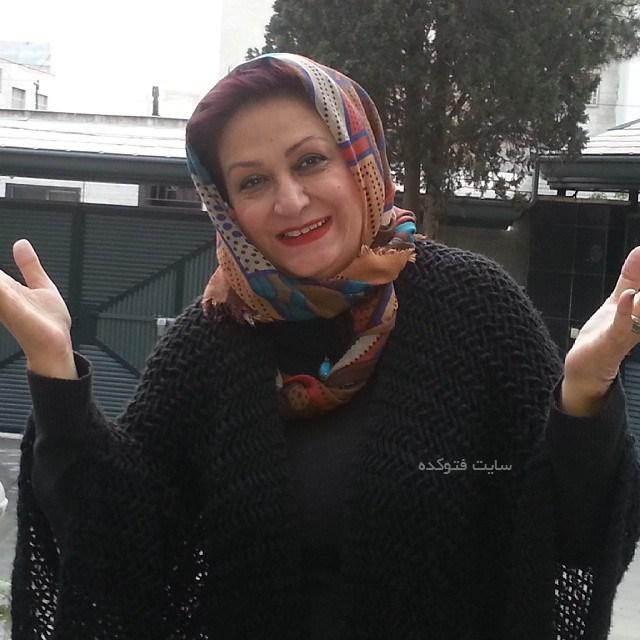 عکس مریم امیرجلالی بازیگر با داستان زندگی و همسرش