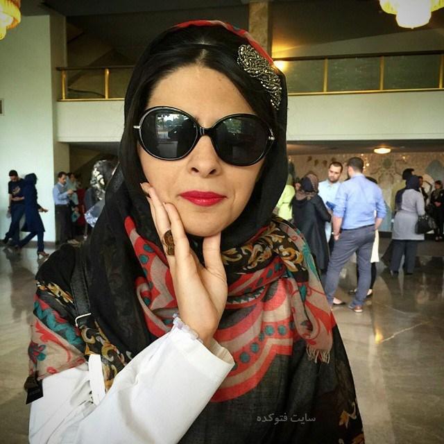 عکس مریم حیدرزاده شاعر نابینا + زندگی شخصی و ازدواج