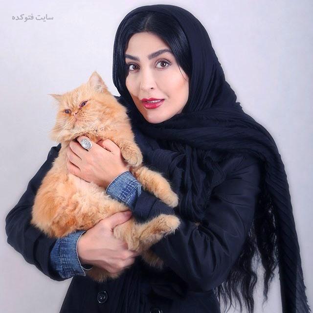 عکس بیوگرافی مریم معصومی