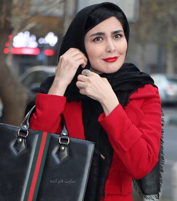 بیوگرافی مریم معصومی بازیگر زن + عکس جدید