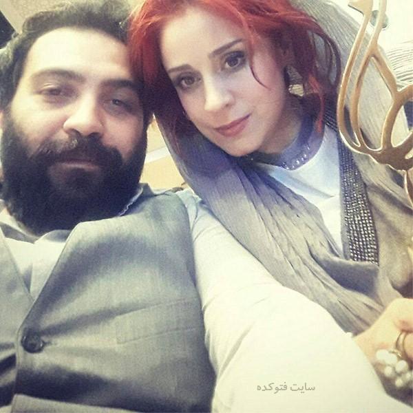 عکس مریم مقدم و همسرش بهتاش صناعی ها + بیوگرافی