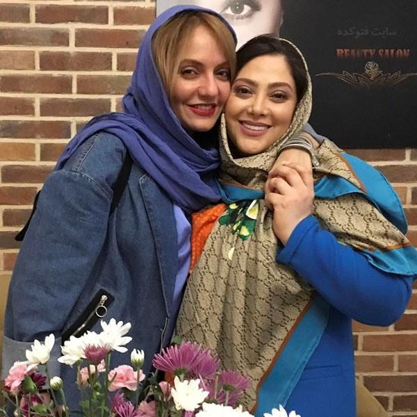 عکس های مریم سلطانی و مهناز افشار + بیوگرافی کامل