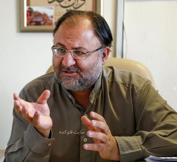 محمد صادق کوشکی نویسنده یالثارات کیست
