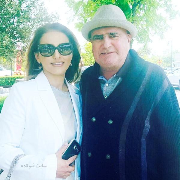 محمدرضا شجریان و همسرش کتایون خوانساری + بیوگرافی کامل