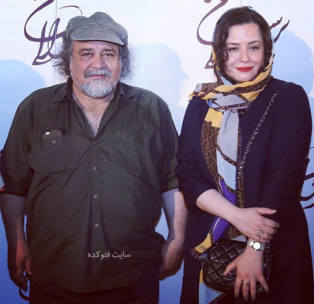 محمدرضا شریفی نیا و مهراوه دخترش + زندگینامه شخصی
