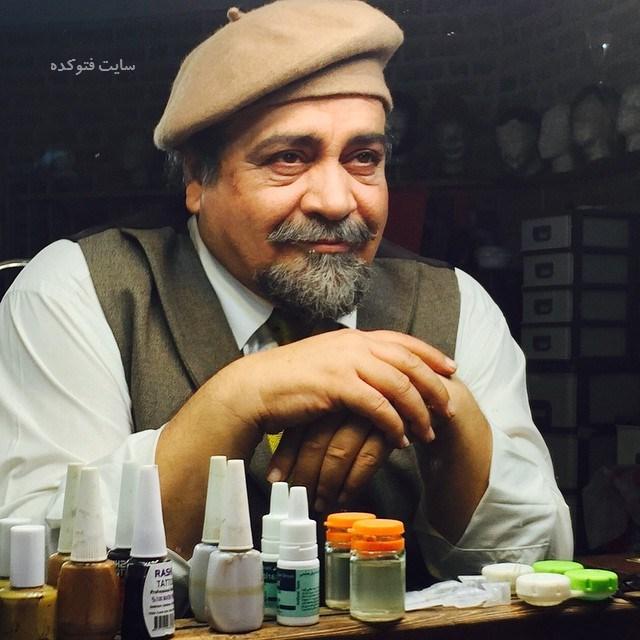 عکس های محمدرضا شریفی نیا + زندگی شخصی