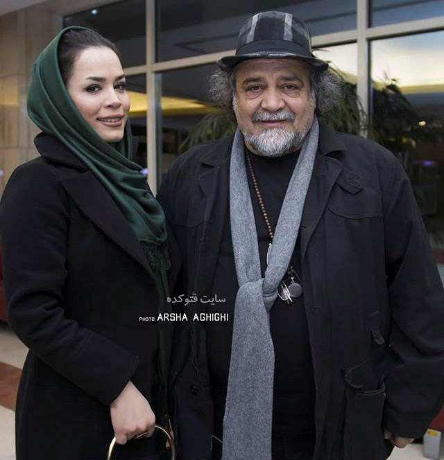 محمدرضا شریفی نیا و ملکیا دخترش + بیوگرافی کامل
