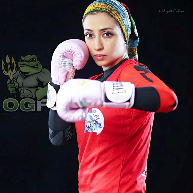 بیوگرافی معصومه تاجیک ورزشکار