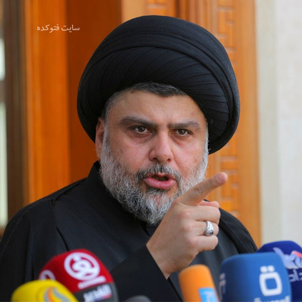 muqtada al sadr photokade com 3 - بیوگرافی مقتدی صدر و ماجرای همسرش + داستان زندگی