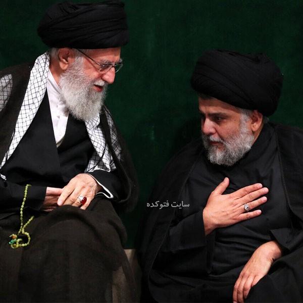 muqtada al sadr photokade com 5 - بیوگرافی مقتدی صدر و ماجرای همسرش + داستان زندگی