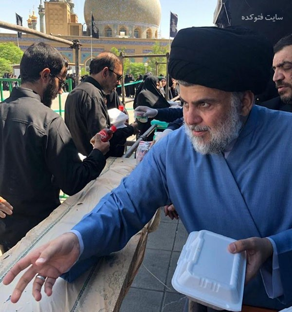 muqtada al sadr photokade com 6 - بیوگرافی مقتدی صدر و ماجرای همسرش + داستان زندگی