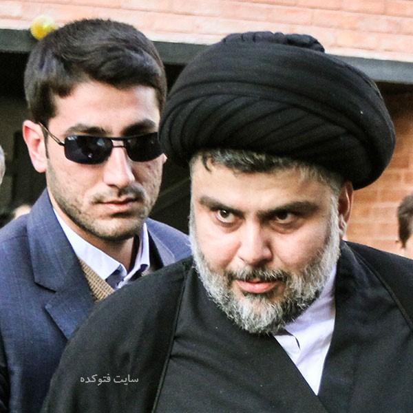 muqtada al sadr photokade com 7 - بیوگرافی مقتدی صدر و ماجرای همسرش + داستان زندگی