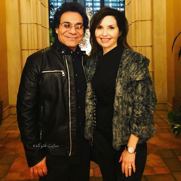 اندی و همسرش شینی ریگزبی + بیوگرافی و زندگی شخصی