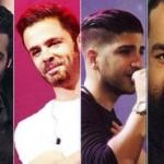 ممنوع فعالیت خواننده های مشهور ایرانی
