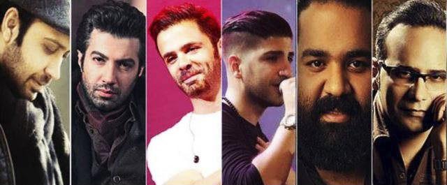 ممنوع فعالیت خواننده های مشهور ایرانی,اسامی خواننده های ممنوع الکار شده در ایران,ممنوع فعالیت خواننده های مشهور بدلیل همکاری با رادیو جوان,فیلتر خواننده ها