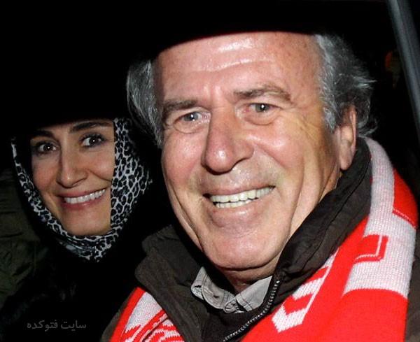 Mustafa Denizli و همسرش