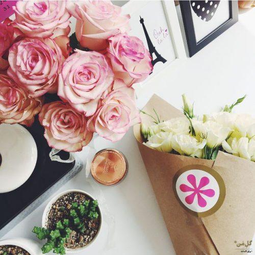 عکس پروفایل گل عاشقانه و زیبا 96 - 2017
