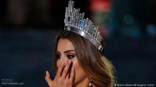 تصاویرتاجگذاری اشتباه   ملکه زیبایی 2015,عکس های مراسم ملکه زیبایی 2015,سوتی وحشتناک   انتخاب ملکه زیبایی 2015,اشتباهی بزرگ   ملکه زیبایی 2015